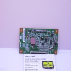 T-CON AUO 55.31T03.C02 - 31T03-C01 - T315XW02 - LE32A455C1D
